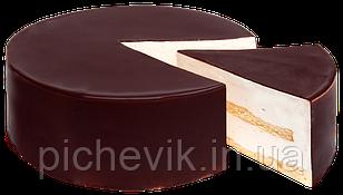 Торт «Птичье молоко» в молочном шоколаде (на агаре)