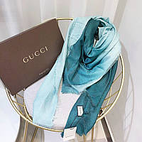 Платок шаль в стиле Gucci (Гучи) шикарная модель