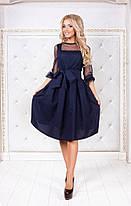 Красивое модное платье, фото 2
