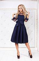 Красивое модное платье, фото 3