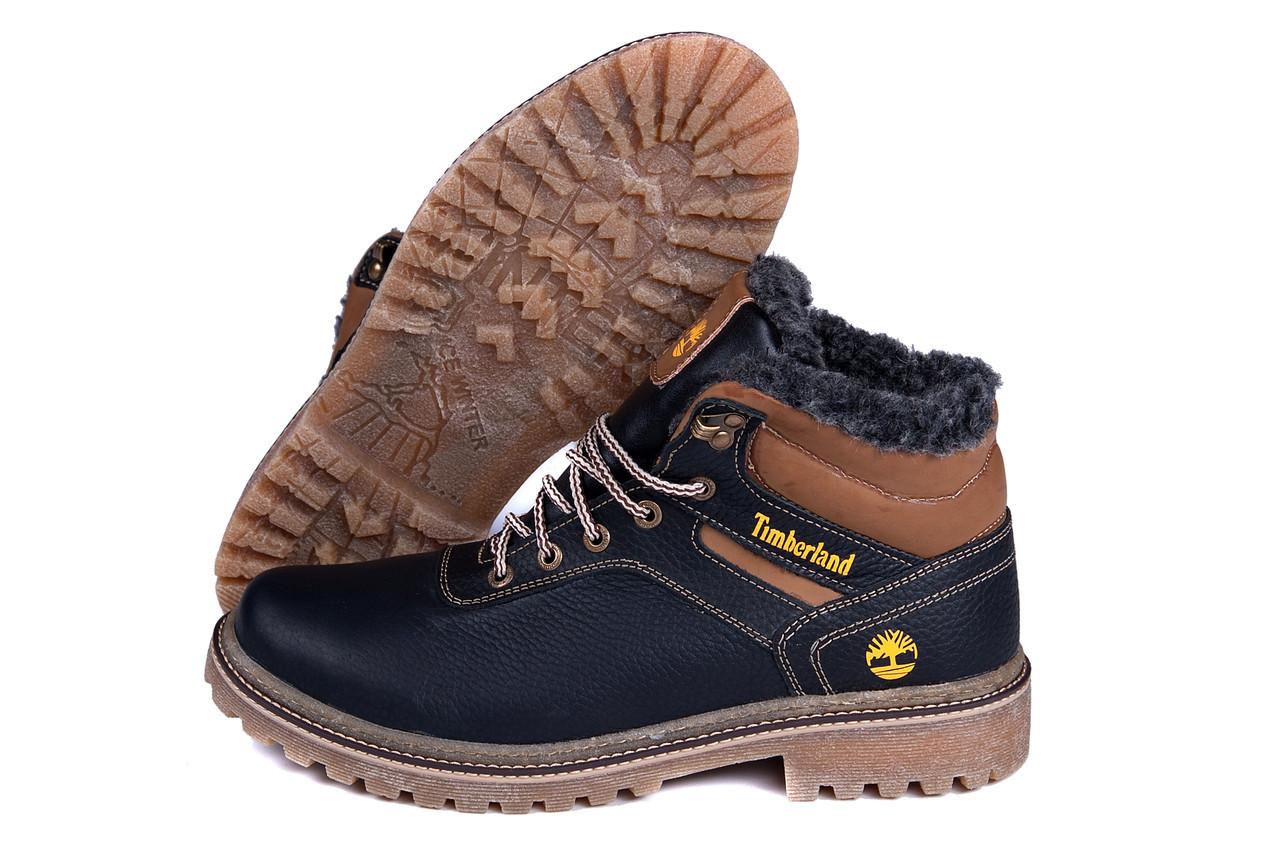 Мужские зимние ботинки Timberland (реплика)  продажа, цена в ... 7073cc55635