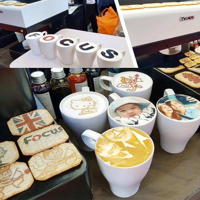 Пищевые принтеры и расходные материалы