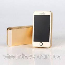 Зажигалка спиральная Lighter в стиле iPhone Apple