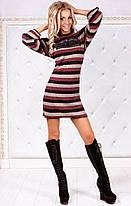 Платье с декоративной нашивкой, фото 2