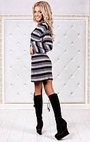 Платье с декоративной нашивкой, фото 3
