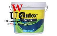 Кровельное гидроизоляционное покрытие SILATEX SUPER (белая)