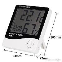 Гигрометр для детской комнаты HTC-1 измеритель влажности воздуха
