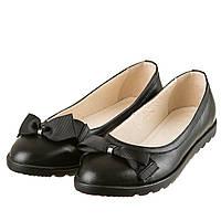 Балетки Eleven Shoes черные, р. 37  24-337.214 ТМ: Eleven Shoes