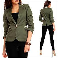 Женский пиджак приталенный , интернет магазин деловой одежды