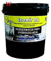 Битумно-каучуковая мастика IZOBIT DK фасовка 10 кг.