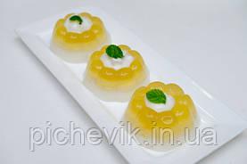 Лимонное желе (на агаре)