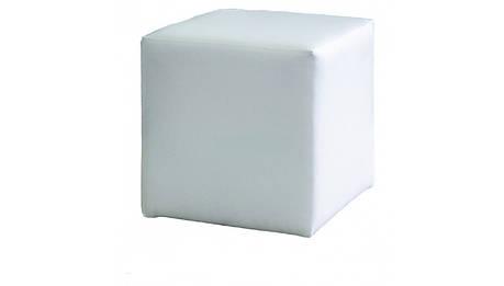 Пуф квадрат белый, фото 2