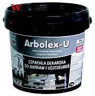Битумно-каучуковая мастика ARBOLEX U фасовка 10 кг.