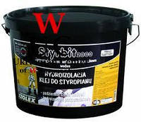 Битумно-каучуковая мастика STYRBIT 2000