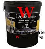 Битумно-каучуковая мастика LEPIK NA ZIMNO (ASKOWIL Papa) фасовка 5 кг.