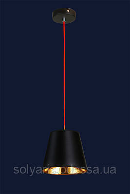 Люстра подвес 76832041-1 BK-GD