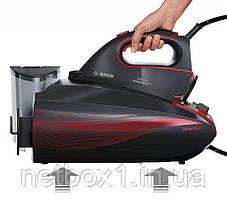 Паровая станция Bosch Sensixx DS37 Edition Rosso 3100 W, фото 3