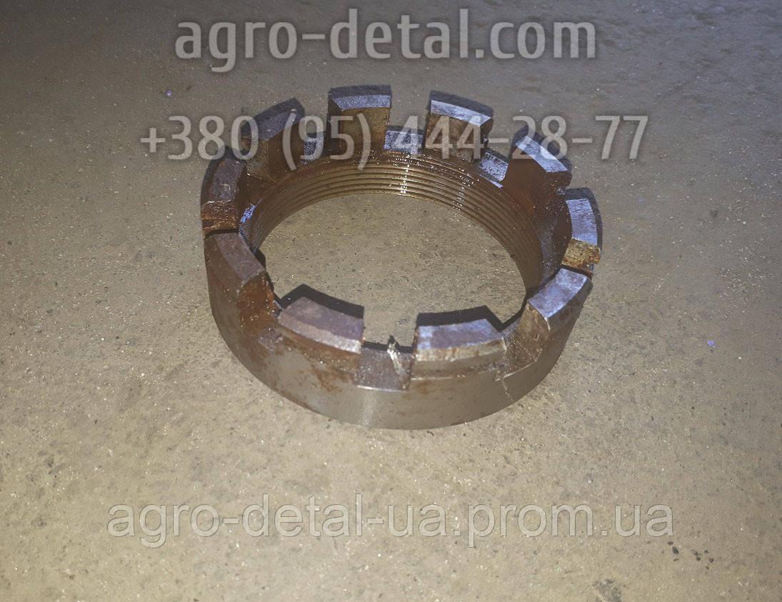 Гайка специальная ПЕА 01.10.01.606 задней полуоси моста Карпатец