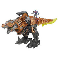 Transformers Age of Extinction Stomp and Chomp Grimlock Figure (Гримлок), фото 1