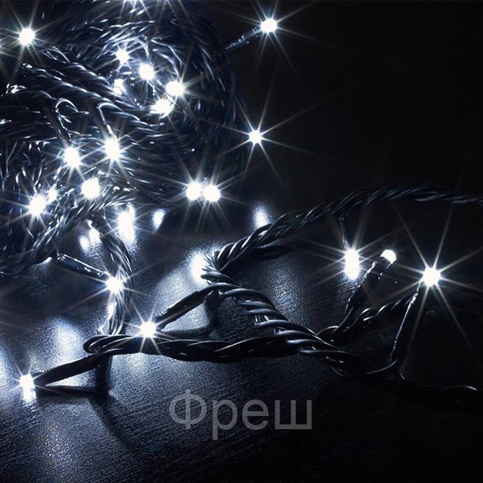 Новогодняя гирлянда Xmas 100 W-3 белая!Скидка