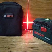 Лазерный нивелир,уровень BOSCH PCL 10