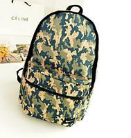 Рюкзак Nike камуфляж N-50930-90, фото 1