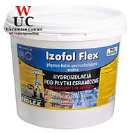 Полимерная гидроизоляционная мембрана IZOFOL FLEX фасовка 4 кг.