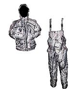 Маскировочный костюм на зимнюю рыбалку