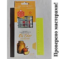Набор художественных масляных красок 12 цветов по 6 мл., KeepSmiling