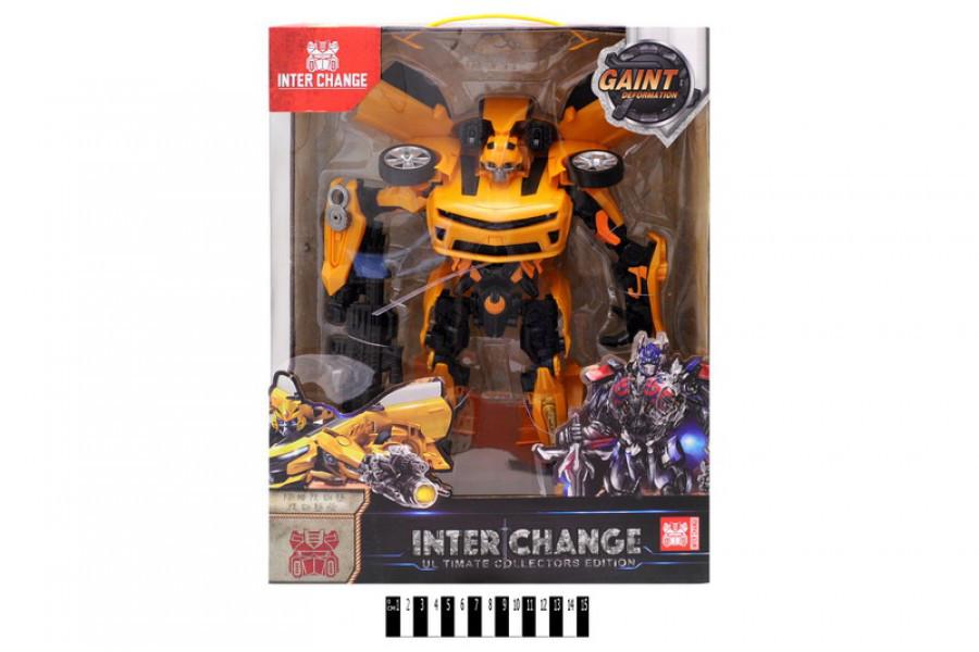 Трансформер робот Бамблби Inter Change W5533-152
