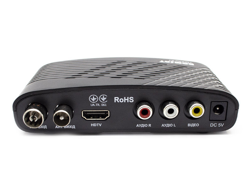Тюнер DVB-T2 Romsat T8005HD