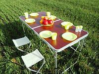 Складной туристический стол Folding Table Convenient to Take!Скидка