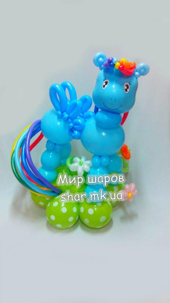 """Веселка Деш з мультфільму """"My little pony"""""""