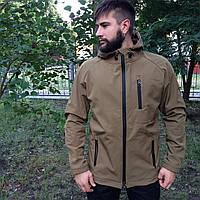 Куртка Softshell MAX-SV мужская цвет койот S - 8104-3, фото 1