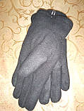 Подростковые Флис хлопок с мех Теплый Перчатки только оптом, фото 2