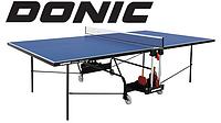 Теннисный стол Donic Outdoor Roller 400 всепогодный
