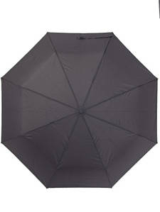 Мужской зонт автомат (диаметр 120 см) черный Susino 33050AC