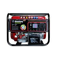 Гаражный генератор musstang на бензине MG5000S(электростартер)