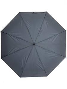 Мужской зонт автомат (диаметр 120 см) серый Susino 33034AC-3