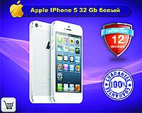 Оригинальный Apple IPhone 5 32Gb white