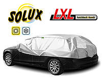 Тент для автомобиля SOLUX, размер L-XL Hatchback