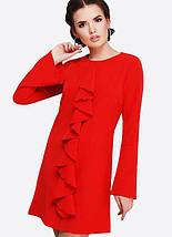 Женское платье с воланом по всей длинне (Miranda fup), фото 2