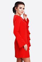 Женское платье с воланом по всей длинне (Miranda fup), фото 3