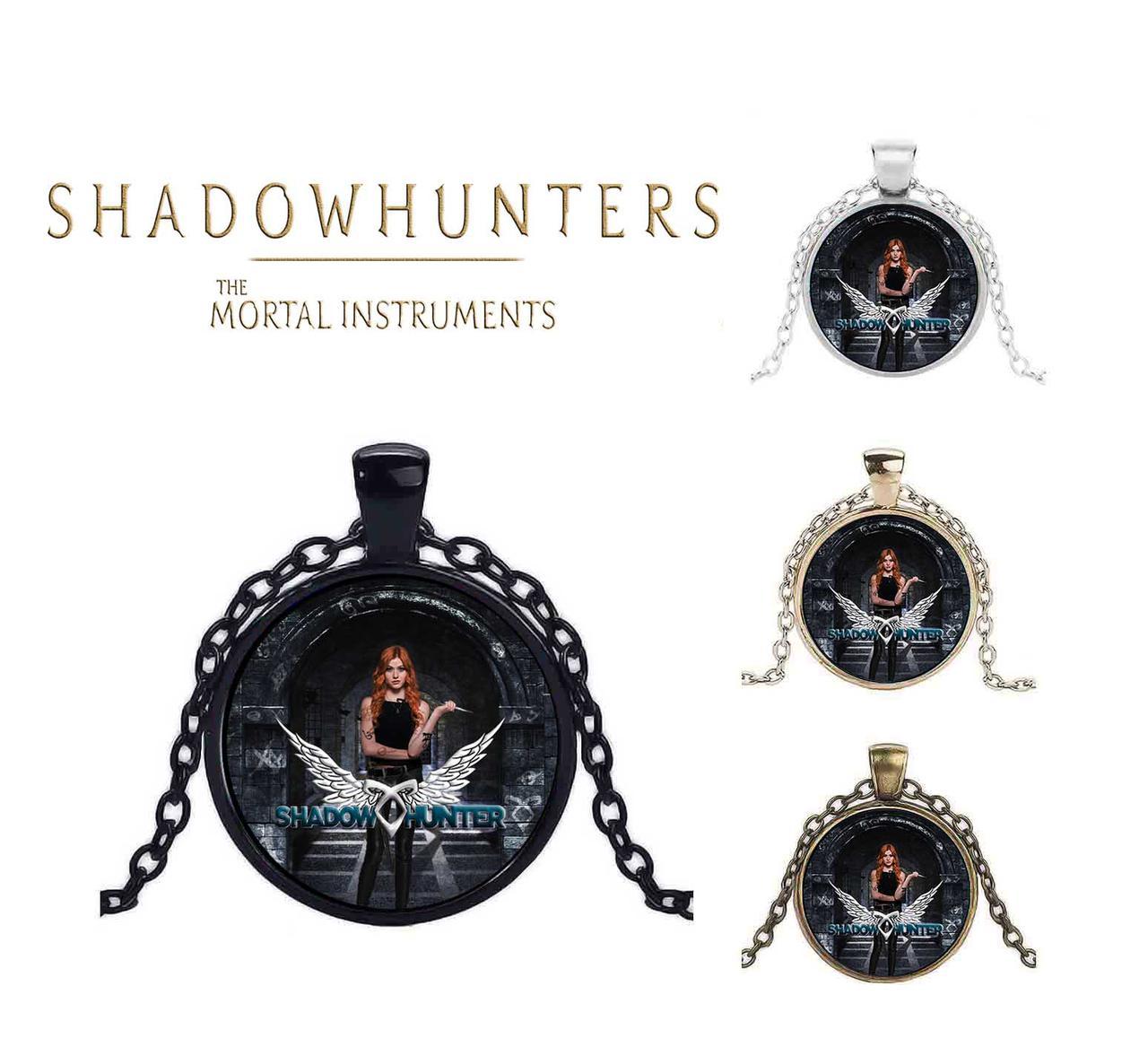 Кулон Сумеречные охотники ангельская руна Клэр Фрэй Shadowhunters
