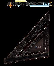 Угольник универсальный алюминиевый 185х185х258мм S-LINE (15-530)