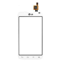 Тачскрин для LG P715 Optimus L7 II Dual Sim, белый Оригинал (тестирован)