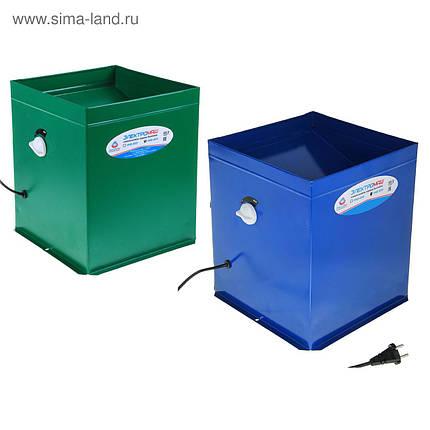 Зернодробилка - кормоизмельчитель ИКБ - 003 ( зерно , силос , корнеплоды ) 1,15 кВт, фото 2