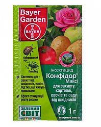 Инсектицид Конфидор Макси 1 г BAYER