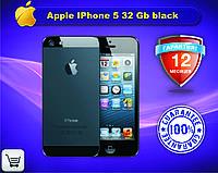 Оригинальный Apple IPhone 5 32Gb black