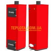 Твердотопливный котел длительного горения Amica Time AT40 (мощность 40 кВт)